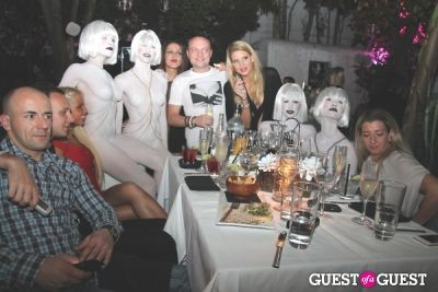 henry ricko in Baoli-Vita Presents Gareth Pugh Dinner at Art Basel Miami