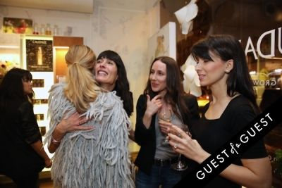 hilaria baldwin in Caudalie Premier Cru Evening with EyeSwoon
