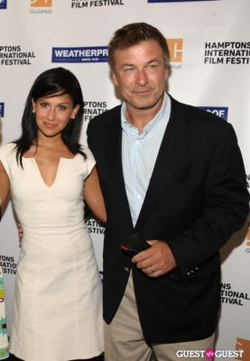 hilaria thomas-baldwin in Screening of Searching For Sugar Man