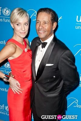 bryant gumbel in The 8th Annual UNICEF Snowflake Ball