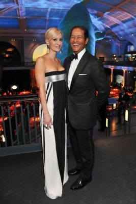bryant gumbel in American Museum of Natural History Gala 2014