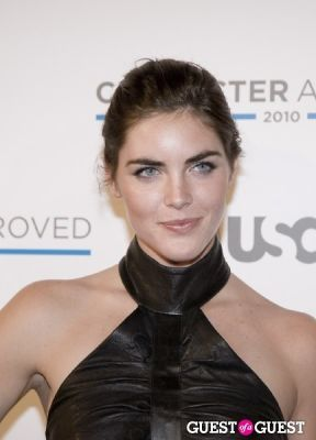 hilary rhoda in Vanity Fair and USA Host 2010 Honorees Who Are Changing The Face of American Culture