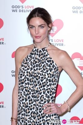 hilary rhoda in God's Love We Deliver 2013 Golden Heart Awards
