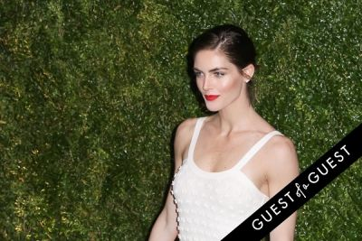 hilary rhoda in Chanel's Tribeca Film Festival Artists Dinner