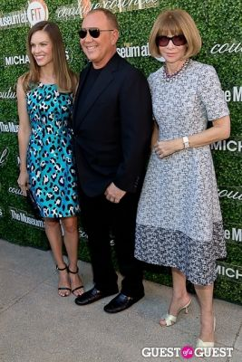 anna wintour in Michael Kors 2013 Couture Council Awards