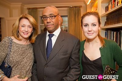 """hilary zwicky in City Council Speaker Christine Quinn """"Meet and Greet"""""""