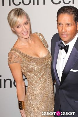 hillary gumbel in Oprah Winfrey and Ralph Lauren Gala