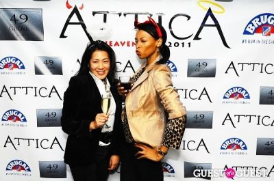 hillary latos in ATTICA's Heaven and Hell 2011