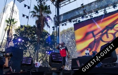 hit boy in Budweiser Made in America Music Festival 2014, Los Angeles, CA - Day 1