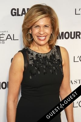 hoda kotb in Glamour Magazine Women of the Year Awards