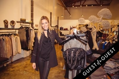 holley wolfe in Kora Rae Holiday Collection + Preview Spring 2015