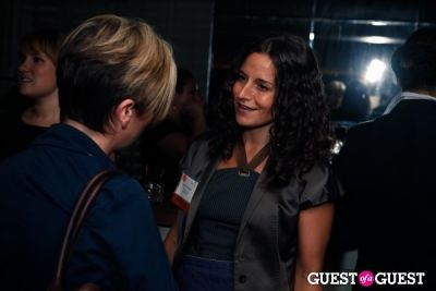 sara holoubek in Step Up Soiree: An Evening with Media Mavens