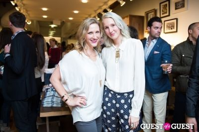 holly thomas in GANT Spring/Summer 2013 Collection Viewing Party