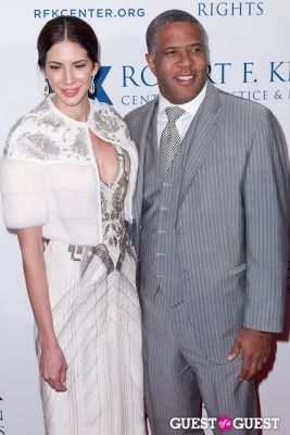 hope dworaczyk in RFK Center For Justice and Human Rights 2013 Ripple of Hope Gala