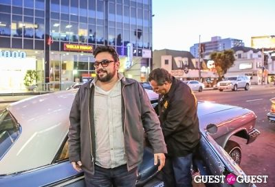 horatio sanz in Green Carpet Premiere of Cheech & Chong's Animated Movie