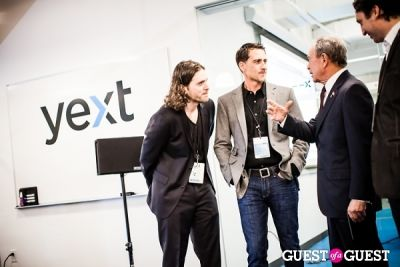howard lerman in Yext Housewarming Party