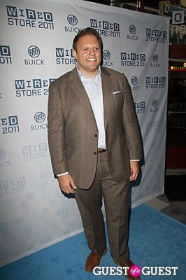 howard mittman in 2011 Wired Store Opening Night Launch Party