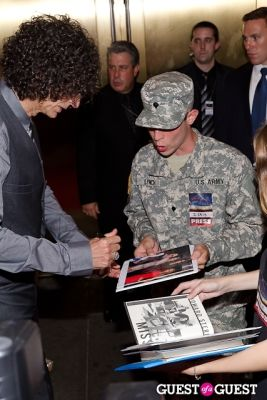 howard stern in America's Got Talent Live at Radio City