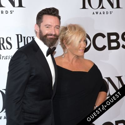 deborra lee-furness in The Tony Awards 2014