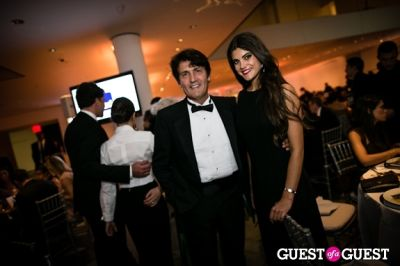 hugo wahnish in Brazil Foundation Gala at MoMa