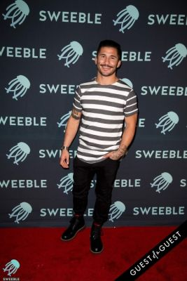ian mccall in Sweeble Launch Event