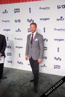 ian ziering in NBCUniversal Cable Entertainment Upfront