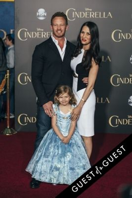 ian ziering in Premiere of Disney's