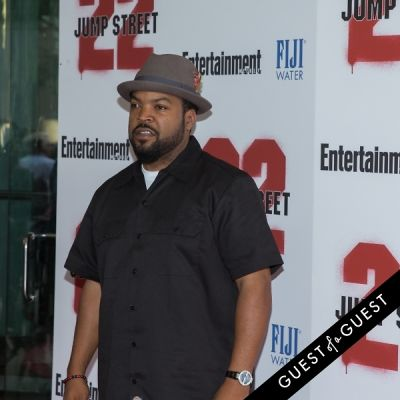 ice cube in 22 Jump Street Premiere