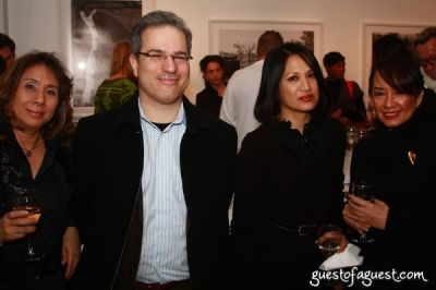 ifur calderon in Opening Party for Stuart Franklin: The Dogon
