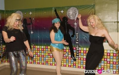 susan godwin in Pebble Iscious and Z Zee's Disco Birthday Bash