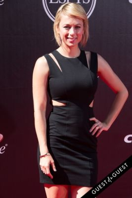 iliza shlesinger in The 2014 ESPYS at the Nokia Theatre L.A. LIVE - Red Carpet