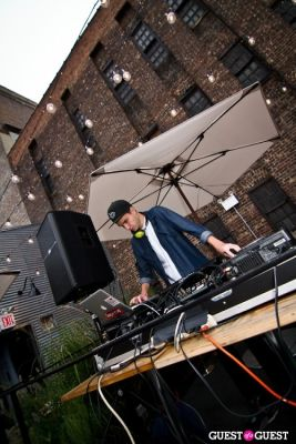 illan karak--dj-truth- in Sunset Brunch Club at STK Rooftop