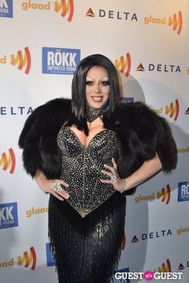india ferrah in GLAAD Brazilian Carnival