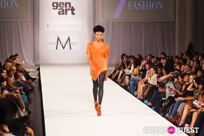 india gibbs in GenArt Fresh Faces in Fashion LA