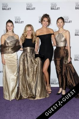 indiana woodward in NYC Ballet Fall Gala 2014