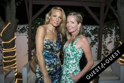 kathy murphy in The Untitled Magazine Hamptons Summer Party Hosted By Indira Cesarine & Phillip Bloch
