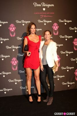 ines rivero in Dom Perignon & Jeff Koons Launch Party