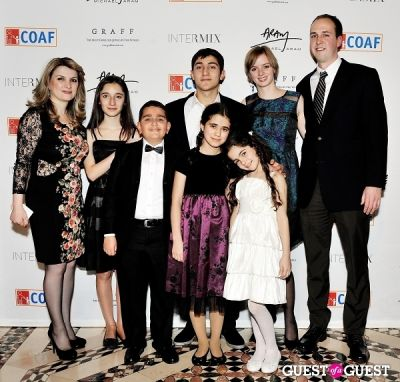 tom cyrs in Children of Armenia Fund 10th Annual Holiday Gala
