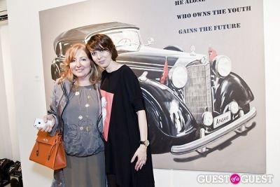 inna elua in Auto Portrait Solo Exhibition at 25CPW Gallery