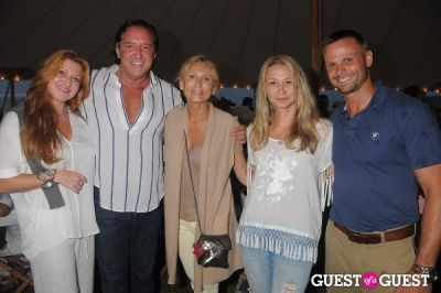 inna rizin in Hamptons Magazine Clambake