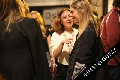 ipek irgit in The Relaunch of Guest of a Guest & The Prelaunch of The Ludlow Hotel
