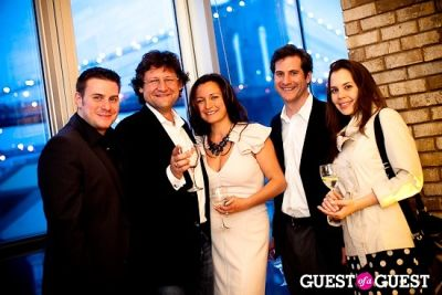 irene nickolai in Stratus Realty Group Downtown Office Launch