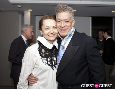 andres serrano in NYFA Young Patrons Cocktail Reception
