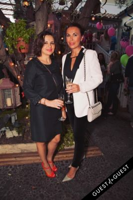 irina serebry in Mari Vanna LA One-Year Anniversary Party