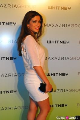 irina shabayeva in Whitney ART Party hosted by Lubov & Max Azria with The Whitney Contemporaries
