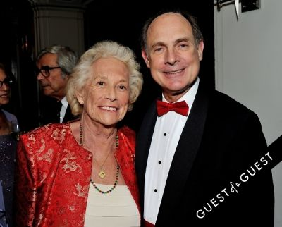 edward v.-blanchard-jr in The American Folk Art Museum Fall Benefit Gala