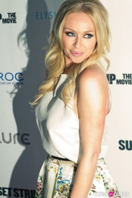 "isabel adrian in ""Sunset Strip"" Premiere After Party @ Lure"