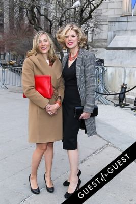 christine baranski in Vanity Fair's 2014 Tribeca Film Festival Party Arrivals