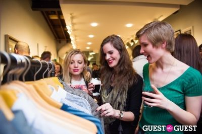 nina olivetti in GANT Spring/Summer 2013 Collection Viewing Party