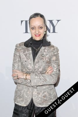 isabel toledo in 2014 Tony Awards